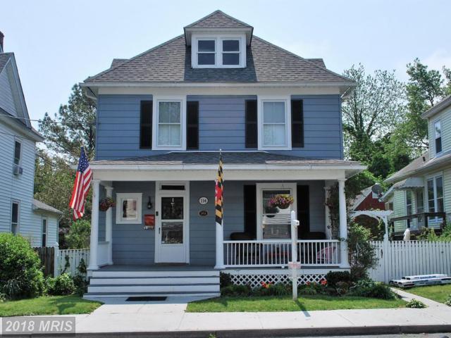 114 Willis Street, Cambridge, MD 21613 (#DO10208136) :: Dart Homes