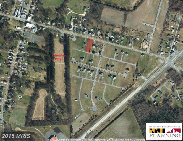 Railroad Avenue, East New Market, MD 21631 (MLS #DO10211286) :: RE/MAX Coast and Country