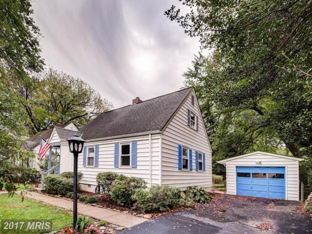 403 Spring Street S, Falls Church, VA 22046 (#FA10081117) :: Browning Homes Group