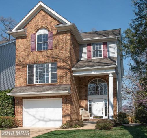 604 Highland Avenue, Falls Church, VA 22046 (#FA10198171) :: Green Tree Realty