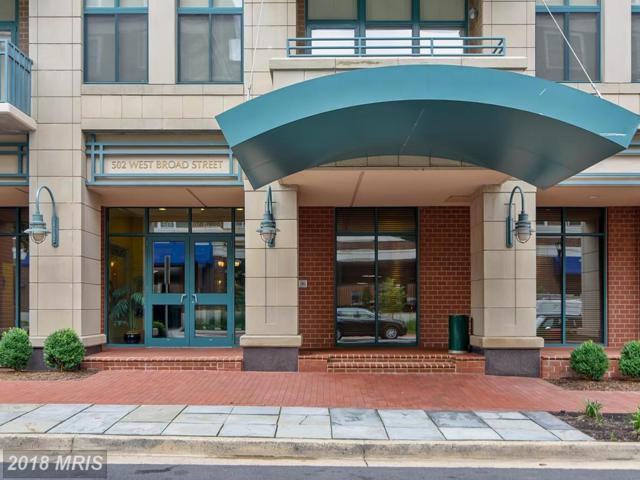 502 Broad Street W #402, Falls Church, VA 22046 (#FA10314448) :: Bob Lucido Team of Keller Williams Integrity