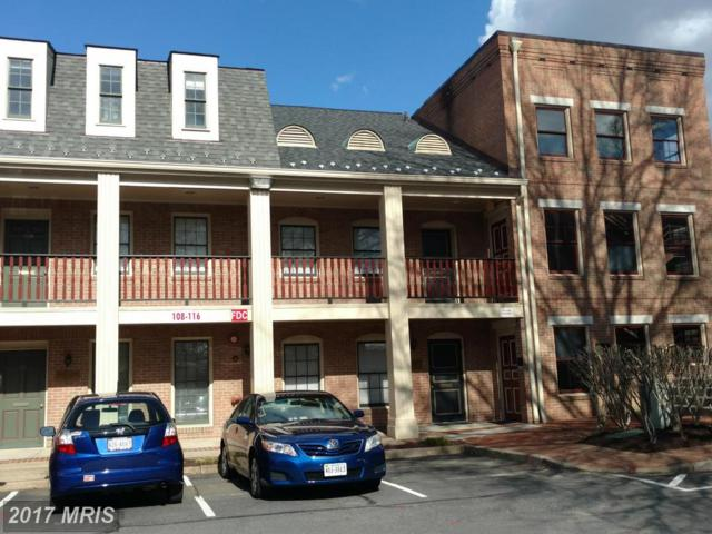 114 Broad Street 114A, Falls Church, VA 22046 (#FA9890693) :: Pearson Smith Realty