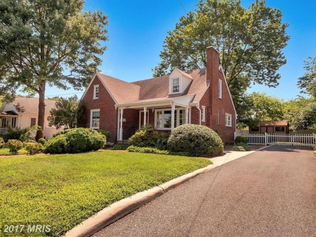 418 Hunter Street, Fredericksburg, VA 22401 (#FB10007067) :: LoCoMusings