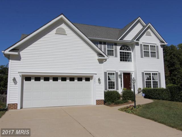 1207 Century Oak Drive, Fredericksburg, VA 22401 (#FB10012448) :: LoCoMusings