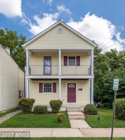 209 Ferdinand Street, Fredericksburg, VA 22401 (#FB10037633) :: Pearson Smith Realty