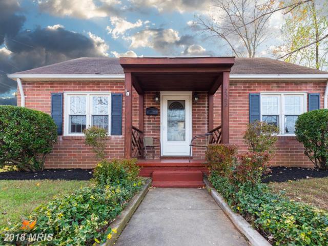 2502 Van Buren Street, Fredericksburg, VA 22401 (#FB10108941) :: Pearson Smith Realty