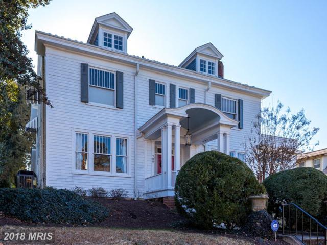 706 Cornell Street, Fredericksburg, VA 22401 (#FB10129104) :: Pearson Smith Realty