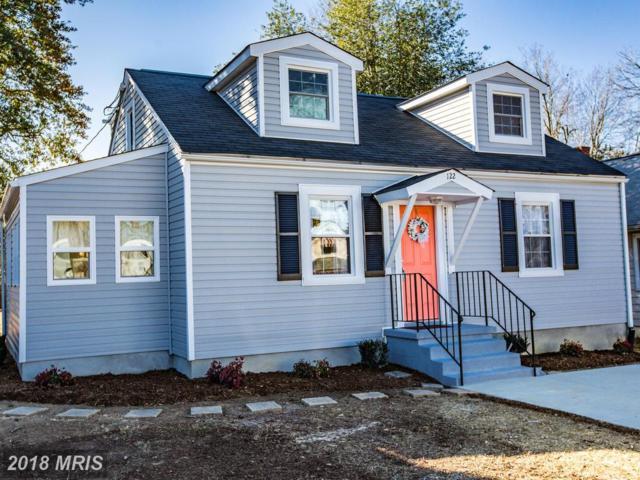122 Gibson Street, Fredericksburg, VA 22401 (#FB10134634) :: Colgan Real Estate