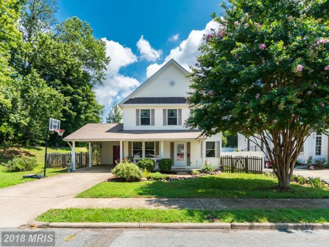 1511 Winchester Street, Fredericksburg, VA 22401 (#FB10310479) :: Bob Lucido Team of Keller Williams Integrity