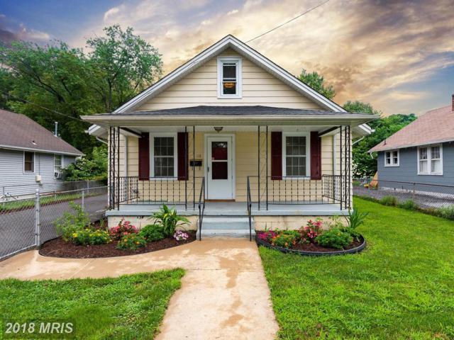 118 Oak Street, Fredericksburg, VA 22401 (#FB10317458) :: Bob Lucido Team of Keller Williams Integrity