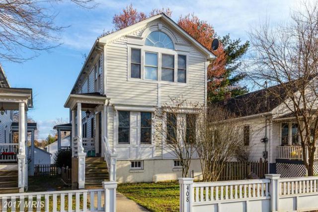 408 Hunter Street, Fredericksburg, VA 22401 (#FB9862247) :: LoCoMusings