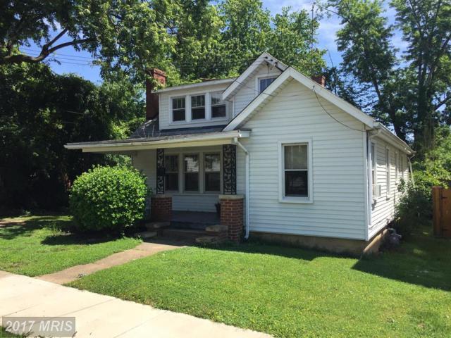 817 Daniel Street, Fredericksburg, VA 22401 (#FB9963884) :: LoCoMusings