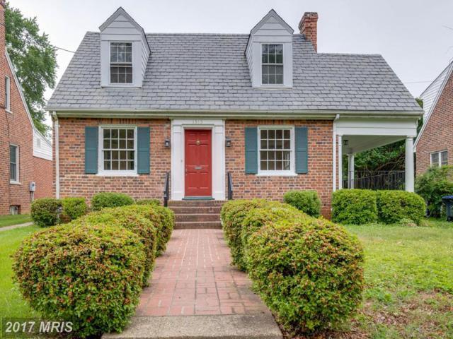1313 Littlepage Street, Fredericksburg, VA 22401 (#FB9968506) :: LoCoMusings