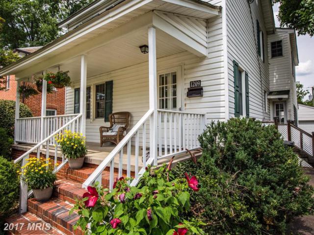 1209 Littlepage Street, Fredericksburg, VA 22401 (#FB9992574) :: LoCoMusings