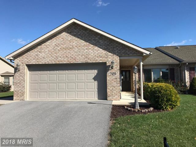 209 Justine Drive, Chambersburg, PA 17201 (#FL10094777) :: Pearson Smith Realty