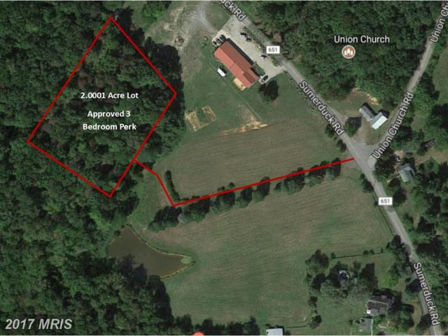 0 Thompson Farm Trail, Sumerduck, VA 22742 (#FQ10005775) :: Pearson Smith Realty