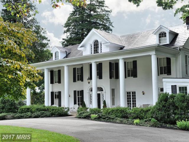 511 Falmouth Street, Warrenton, VA 20186 (#FQ10114596) :: Jacobs & Co. Real Estate