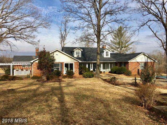 8374 Elway Lane, Warrenton, VA 20186 (#FQ10135599) :: The Hagarty Real Estate Team