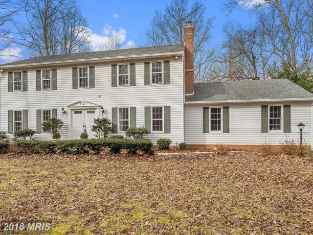 7486 Waters Place, Warrenton, VA 20187 (#FQ10142574) :: The Gus Anthony Team
