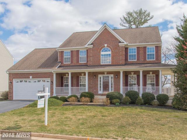 7519 Admiral Nelson Drive, Warrenton, VA 20186 (#FQ10176398) :: Jacobs & Co. Real Estate
