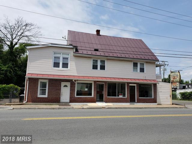 8414 West Main Street W, Marshall, VA 20115 (#FQ10286312) :: Bob Lucido Team of Keller Williams Integrity