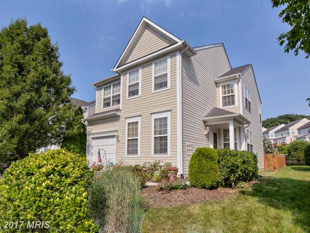 9707 Fleetwood Way, Frederick, MD 21701 (#FR10007682) :: Charis Realty Group