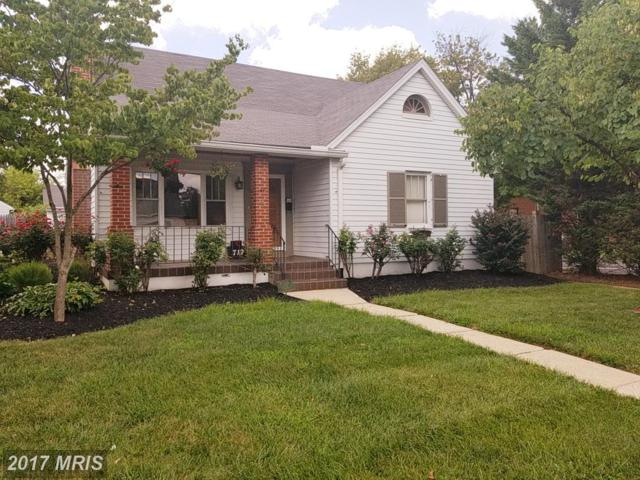 717 Fairview Avenue, Frederick, MD 21701 (#FR10014682) :: Pearson Smith Realty
