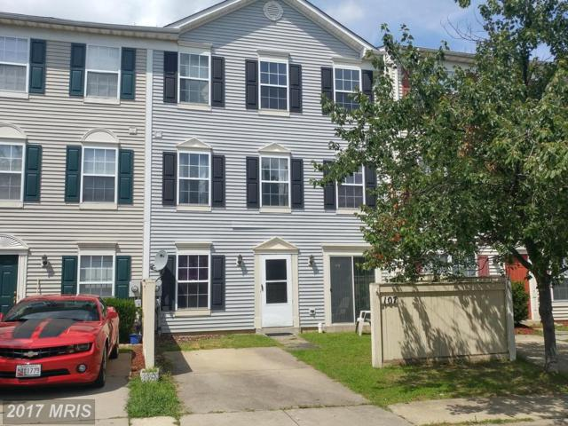 107 Heathfield Drive, Frederick, MD 21702 (#FR10024960) :: Pearson Smith Realty