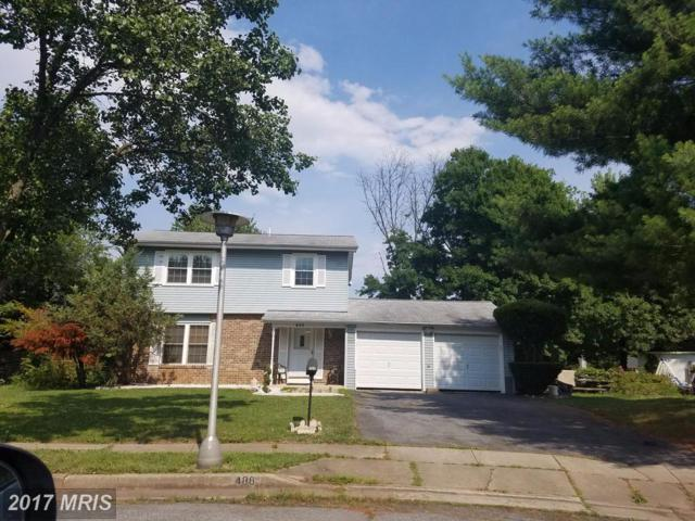 488 Hobnail Court, Frederick, MD 21703 (#FR10031285) :: Pearson Smith Realty