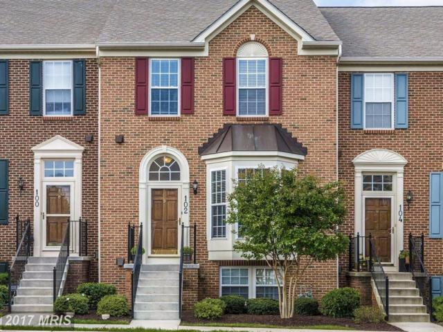 102 Stone Springs Lane, Middletown, MD 21769 (#FR10051057) :: The Maryland Group of Long & Foster