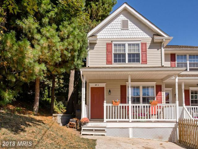 27-A D Street, Brunswick, MD 21716 (#FR10081286) :: The Gus Anthony Team