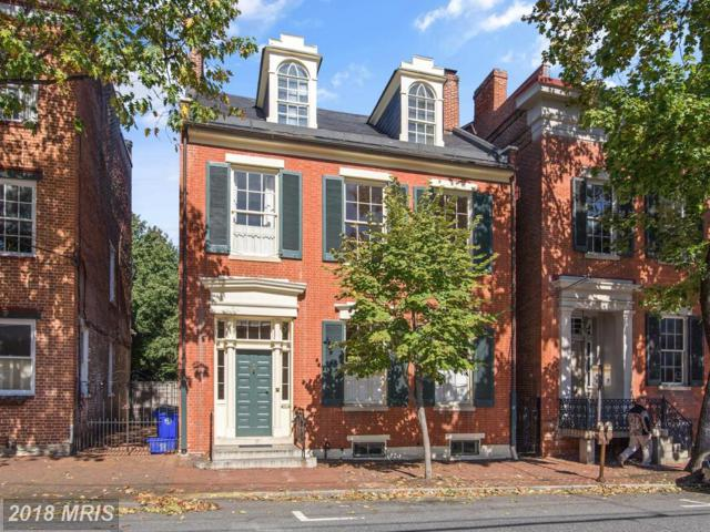 107 2ND Street W, Frederick, MD 21701 (#FR10085249) :: Pearson Smith Realty