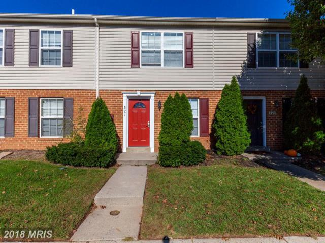 527 Wellington Court, Frederick, MD 21703 (#FR10088184) :: Pearson Smith Realty