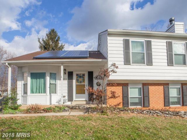8814 Adventure Avenue, Walkersville, MD 21793 (#FR10119087) :: Pearson Smith Realty
