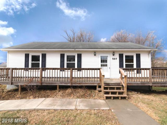 507 5TH Avenue, Brunswick, MD 21716 (#FR10141348) :: The Gus Anthony Team