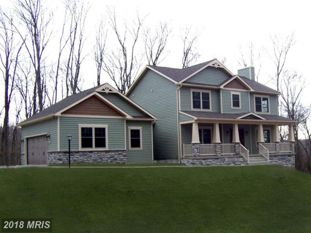 10416 Church Hill Road, Myersville, MD 21773 (#FR10152473) :: The Maryland Group of Long & Foster