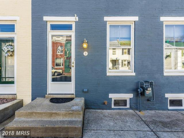 14 5TH Street E, Frederick, MD 21701 (#FR10155870) :: Charis Realty Group