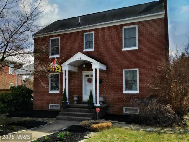12 14TH Street, Frederick, MD 21701 (#FR10196610) :: Keller Williams Pat Hiban Real Estate Group
