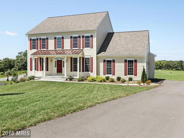 539 Isaac Russell Street, New Market, MD 21774 (#FR10232446) :: Fine Nest Realty Group