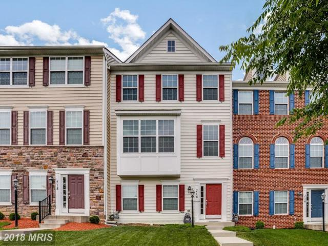 716 Sewell Drive, New Market, MD 21774 (#FR10250718) :: Colgan Real Estate