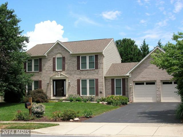 410 Mcclellan Drive, Frederick, MD 21702 (#FR10272842) :: Bob Lucido Team of Keller Williams Integrity