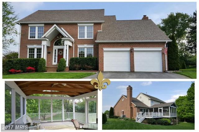 2426 Hunters Chase Court, Frederick, MD 21702 (#FR9929368) :: LoCoMusings