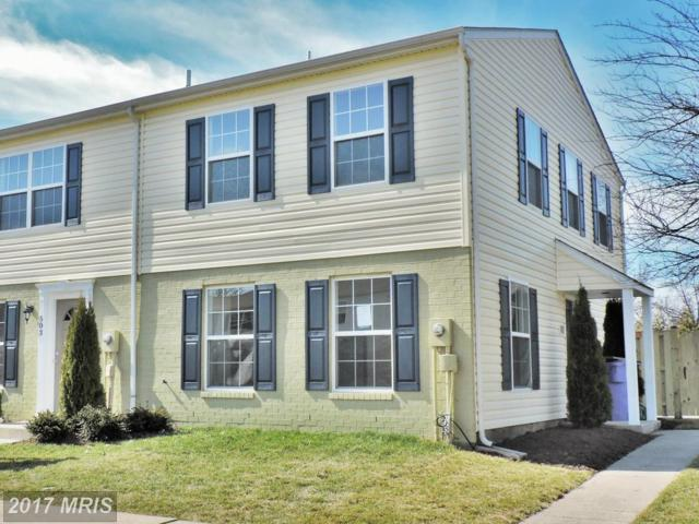 551 Lancaster Place, Frederick, MD 21703 (#FR9944134) :: LoCoMusings