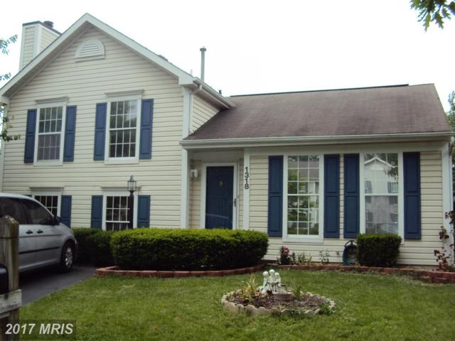 1318 Willow Oak Drive, Frederick, MD 21701 (#FR9953986) :: LoCoMusings