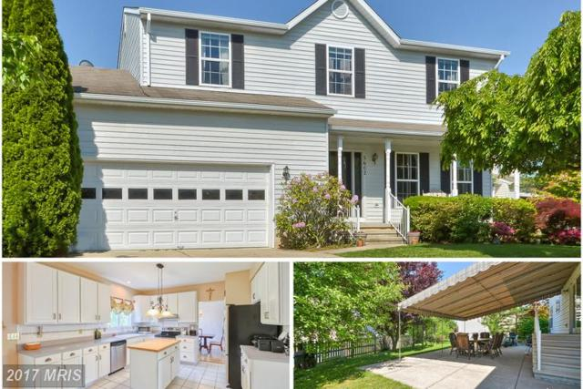 5602 Worchester Court, New Market, MD 21774 (#FR9955666) :: LoCoMusings