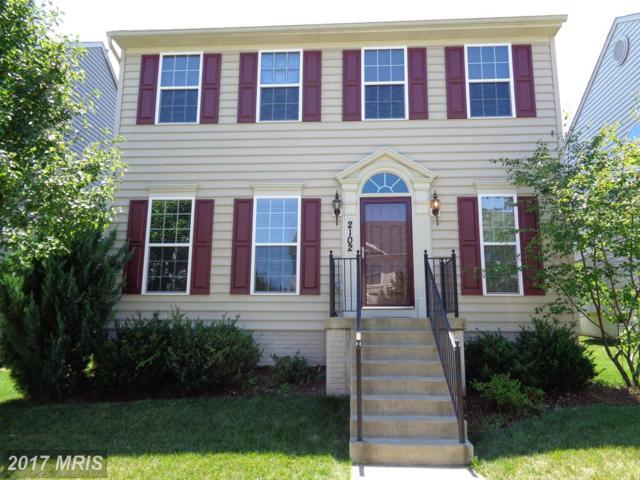 2102 Artillery Road, Frederick, MD 21702 (#FR9963747) :: Pearson Smith Realty
