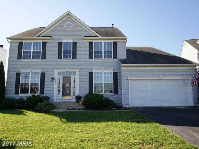 5845 Bottlebrush Court, New Market, MD 21774 (#FR9964595) :: LoCoMusings