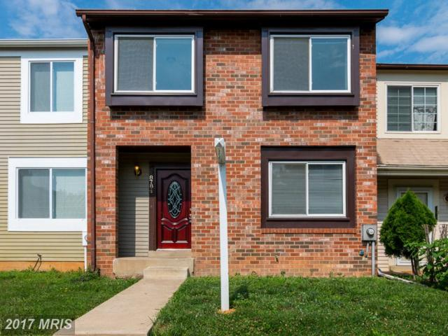 8784 Victory Court, Walkersville, MD 21793 (#FR9967724) :: LoCoMusings