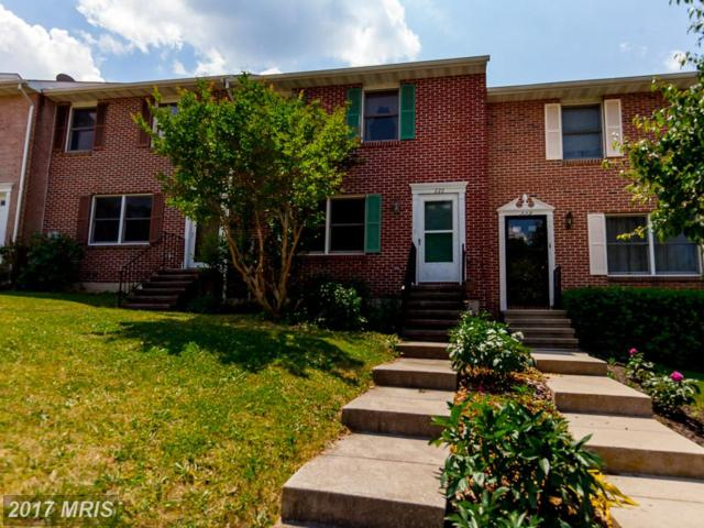 226 Manor Court, Mount Airy, MD 21771 (#FR9976478) :: LoCoMusings