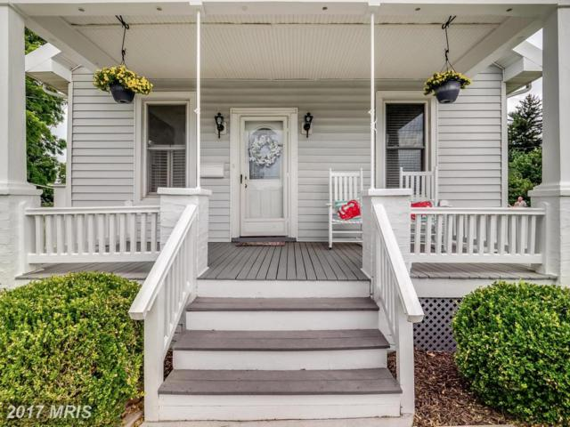 529 Wilson Place, Frederick, MD 21702 (#FR9980916) :: LoCoMusings